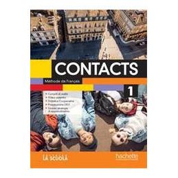 CONTACTS 1: LIVRE & CAHIER + CD  VOL. 1