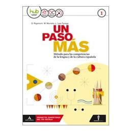 UN PASO MAS (UN) VOLUME 1 + CUADERNO DE CULTURA + OTTAVINO VERBI + CD ROM AUDIO MP3 VOL. 1