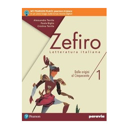 ZEFIRO 1 - EDIZIONE CON ANTOLOGIA DELLA DIVINA COMMEDIA CON 27 CANTI DALLE ORIGINI AL CINQUECENTO VO