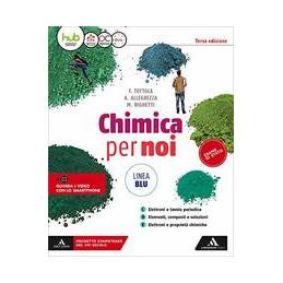 CHIMICA PER NOI BLU VOLUME CDE 3 VOL. 1