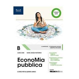 ECONOMIA PUBBLICA - LIBRO MISTO CON HUB LIBRO YOUNG VOL. 5 VOL. U