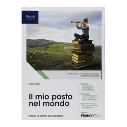 MIO POSTO NEL MONDO (IL) - LIBRO MISTO CON HUB LIBRO YOUNG VOL. UNICO + HUB YOUNG + HUB KIT VOL. U
