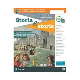 STORIA E STORIE 1 ED. VERDE  VOL. 1