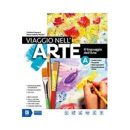 VIAGGIO NELL`ARTE A + B + PATRIMONIO REGIONI + DVD MIO BOOK  Vol. U