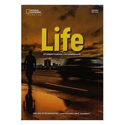 LIFE INTERMEDIATE PACK SECOND EDITION VOL. U