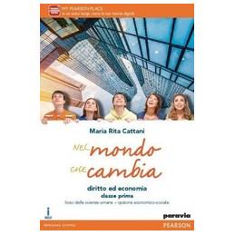 NEL MONDO CHE CAMBIA - QUINTO ANNO  VOL. U