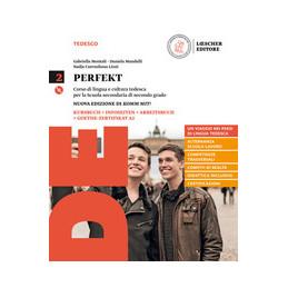 PERFEKT V 2+CDMP3+BLICK+FASCICOLO KURSBUCH + INFOSEITEN + ARBEITSBUCH + GOETHE-ZERTIFIKAT A2 Vol. 2