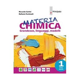 MATERIA CHIMICA  VOL. 1