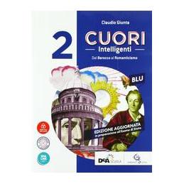 CUORI INTELLIGENTI EDIZIONE BLU AGGIORNATA VOLUME 2 + EBOOK  VOL. 2