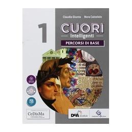 CUORI INTELLIGENTI PERCORSI DI BASE 1 + EBOOK - BES  VOL. 1