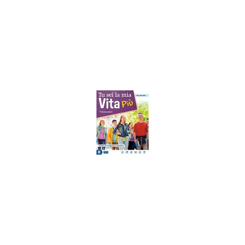 TU SEI LA MIA VITA PIU` VOLUME UNICO + DVD MIO BOOK  Vol. U