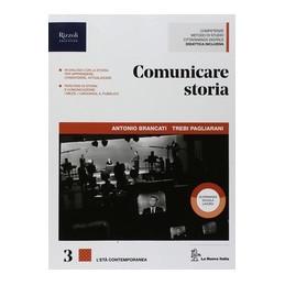 COMUNICARE STORIA - LIBRO MISTO CON HUB LIBRO YOUNG VOL. 3 + HUB YOUNG + HUB KIT Vol. 3