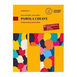 PAROLA CHIAVE ESERCIZIARIO INCLUSIVO  Vol. U