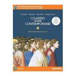 CLASSICI NOSTRI CONTEMPORANEI 2 ED. NUOVO ESAME STATO VOL+ITE+DIDASTORE