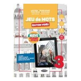 JEU DE MOTS VOL. 3 EDITION VIDEO AGGIORNATO CON NUOVO ESAME DI STATO