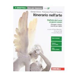 ITINERARIO NELL`ARTE. IDEE PER IMPARARE. PER LE SCUOLE SUPERIORI VOL.3