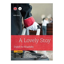 A LOVELY STAY ENGLISH FOR HOSPITALITY