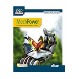 MECHPOWER. ENGLISH FOR MECHANICS MECHATRONICS AND ENERGY