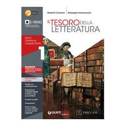 IL TESORO DELLA LETTERATURA VOL. 1 + ANTOLOGIA DELLA DIVINA COMMEDIA + PALESTRA DI SCRITTURA