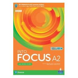 INTO FOCUS A2  Vol. U