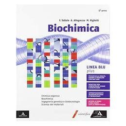 BIOCHIMICA BLU PLUS VOLUME CON CHIMICA ORGANICA Vol. U