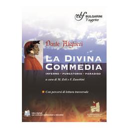 DIVINA COMMEDIA (LA) - EDIZIONE INTEGRALE IN COLLABORAZIONE CON MUSEO CASA DI DANTE Vol. U