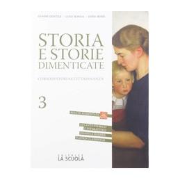 STORIA E STORIE DIMENTICATE 3 KIT STORIA VOL. 3