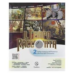 TEMPO RACCONTA (IL) VOL. 2 E TAV.ILL.+PREP.INTERROGAZIONE  Vol. 2