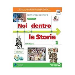 NOI DENTRO LA STORIA 1 VOLUME 1 - ED. VERDE  Vol. 1