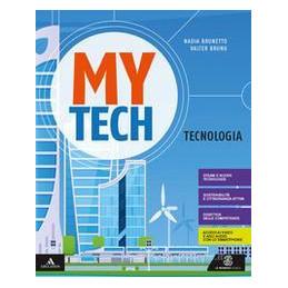 MYTECH VOLUME TECNOLOGIA + ATLANTE + DISEGNO Vol. U