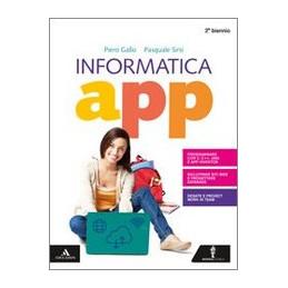INFORMATICA APP VOLUME + DVD ROM  2 VOL. U