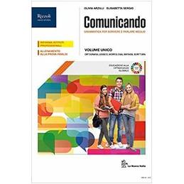 COMUNICANDO LIBRO MISTO CON LIBRO DIGITALE VOLUME, FASCICOLO LESSICO CON HUB YOUNG E HUB KIT Vol. U