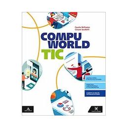 COMPUWORLD TIC VOLUME + DVD ROM  1 Vol. U