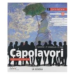 CAPOLAVORI A + B KIT ARTE Vol. U