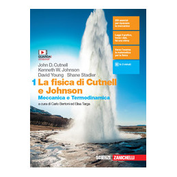 FISICA DI CUTNELL E JOHNSON (LA) - VOLUME 1 (LDM)  VOL. 1