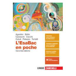 ESABAC EN POCHE (L`) - VOLUME UNICO (LD) SECONDA EDIZIONE Vol. U
