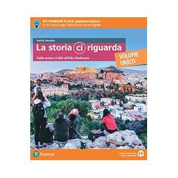 LA STORIA CI RIGUARDA  VOLUME UNICO  Vol. U