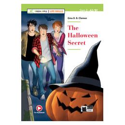 HALLOWEEN SECRET (THE)  -  BOOK + APP + DEA LINK  Vol. U