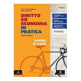 DIRITTO ED ECONOMIA IN PRATICA SAPERI DI BASE Vol. U