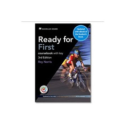 READY FOR FIRST 3RD EDITION + KEY + EBOOK STUDENT`S PACK