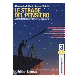 LE STRADE DEL PENSIERO VOL. 3