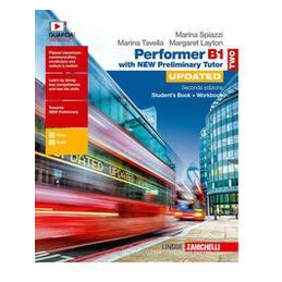 PERFORMER B1 2ED. - CONF. VOL. TWO + FAST TRACK (LDM) UPDATED - WITH NEW PRELIMINARY TUTOR Vol. U