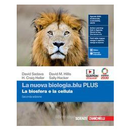 NUOVA BIOLOGIA.BLU 2ED. (LA) - LA BIOSFERA E LA CELLULA PLUS (LDM) ND Vol. U