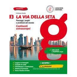 LA VIA DELLA SETA V.3+ATLANTE ND Vol. 3