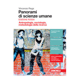 PANORAMI DI SCIENZE UMANE ED.ROSSA          LDM