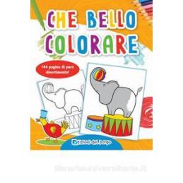 CHE BELLO COLORARE