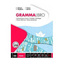 GRAMMALIBRO. SCHEDE OPERATIVE TAVOLE PLASTIFICATE. CON E BOOK. CON ESPANSIONE ONLINE. PER LA SCUOLA