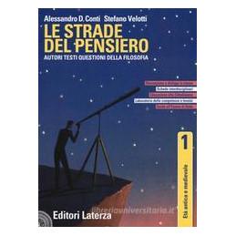 LE STRADE DEL PENSIERO VOL. 1