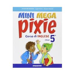 MINI MEGA PIXIE VOL 5 STUDENT BOOK + ACTIVITY BOOK Vol. 5