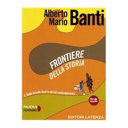 FRONTIERE DELLA STORIA VOL. III NUOVI PROGRAMMI VOL. 3